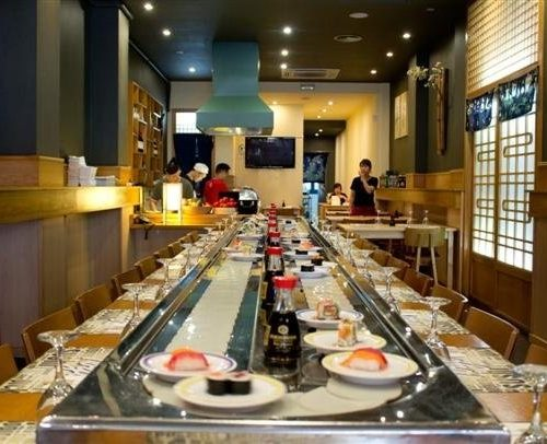 Outstanding Toyo Barcelona Restaurante Japones Torrent De Lolla Gracia Interior Design Ideas Oxytryabchikinfo